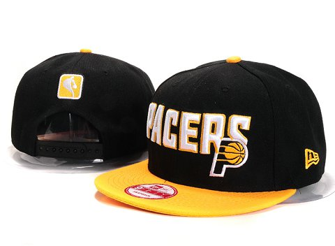 Indiana Pacers NBA Snapback Hat YS242